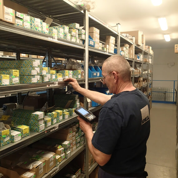 inventory, warehouse, mobile device
